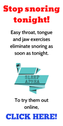 Stop Snoring and Sleep Apnea Program - Cure Snoring Naturally!