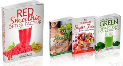 Make Wonderful Detox Smoothie Using Red Smoothie Detox Factor