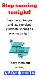 Stop Snoring and Sleep Apnea Program - Cure Snoring Naturally!