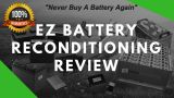 What Are Some Great Benefits Of EZ Battery Reconditioning?